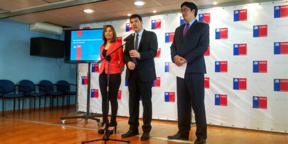 El 70% de los chilenos son usuarios frecuentes de internet