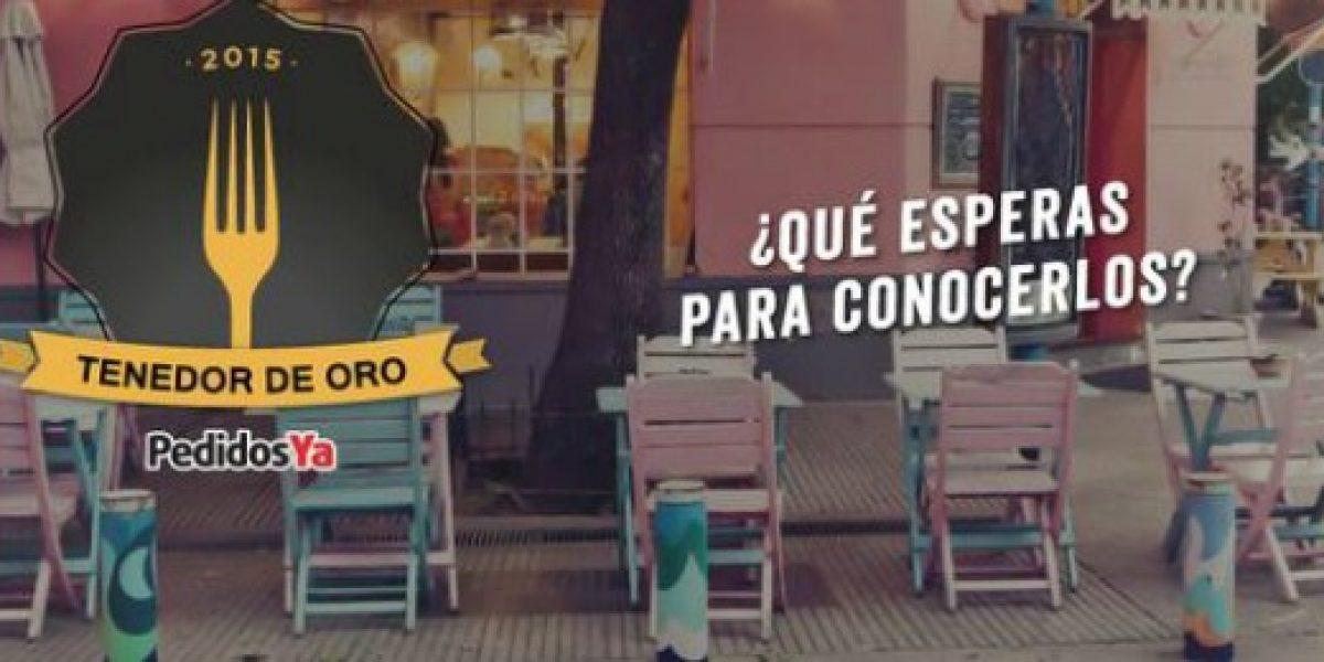 PedidosYa premia a los mejores restaurantes chilenos con delivery