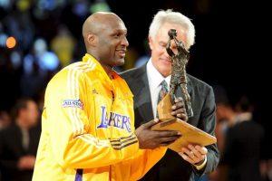 Junto a Kobe Bryant y compañía obtuvo un par de títulos en las campañas 2009 y 2010. Foto:Getty Images. Imagen Por:
