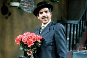 """El profesor Jirafales de """"El Chavo del 8"""" Foto:Reproducción. Imagen Por:"""