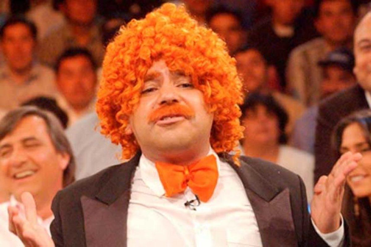 """El humorista """"Profesor Salomón"""" Foto:Reproducción. Imagen Por:"""