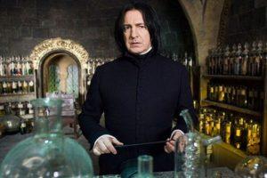 """Profesor Severus Snape en """"Harry Potter"""" Foto:Reproducción. Imagen Por:"""