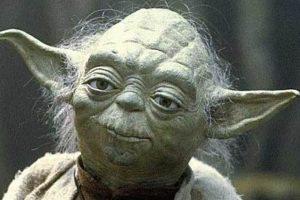 """Maestro Yoda de """"Las Guerras de las Galaxias"""" Foto:Reproducción. Imagen Por:"""
