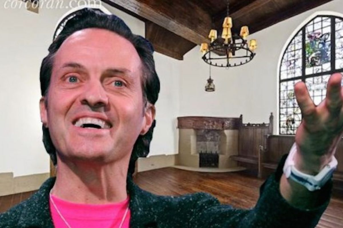John Legere, CEO de T Mobile, compró una mansión de 18 millones de dólares. Foto:corcoran.com/Getty Images. Imagen Por: