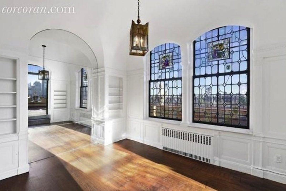La sala de fiestas. Foto:corcoran.com. Imagen Por: