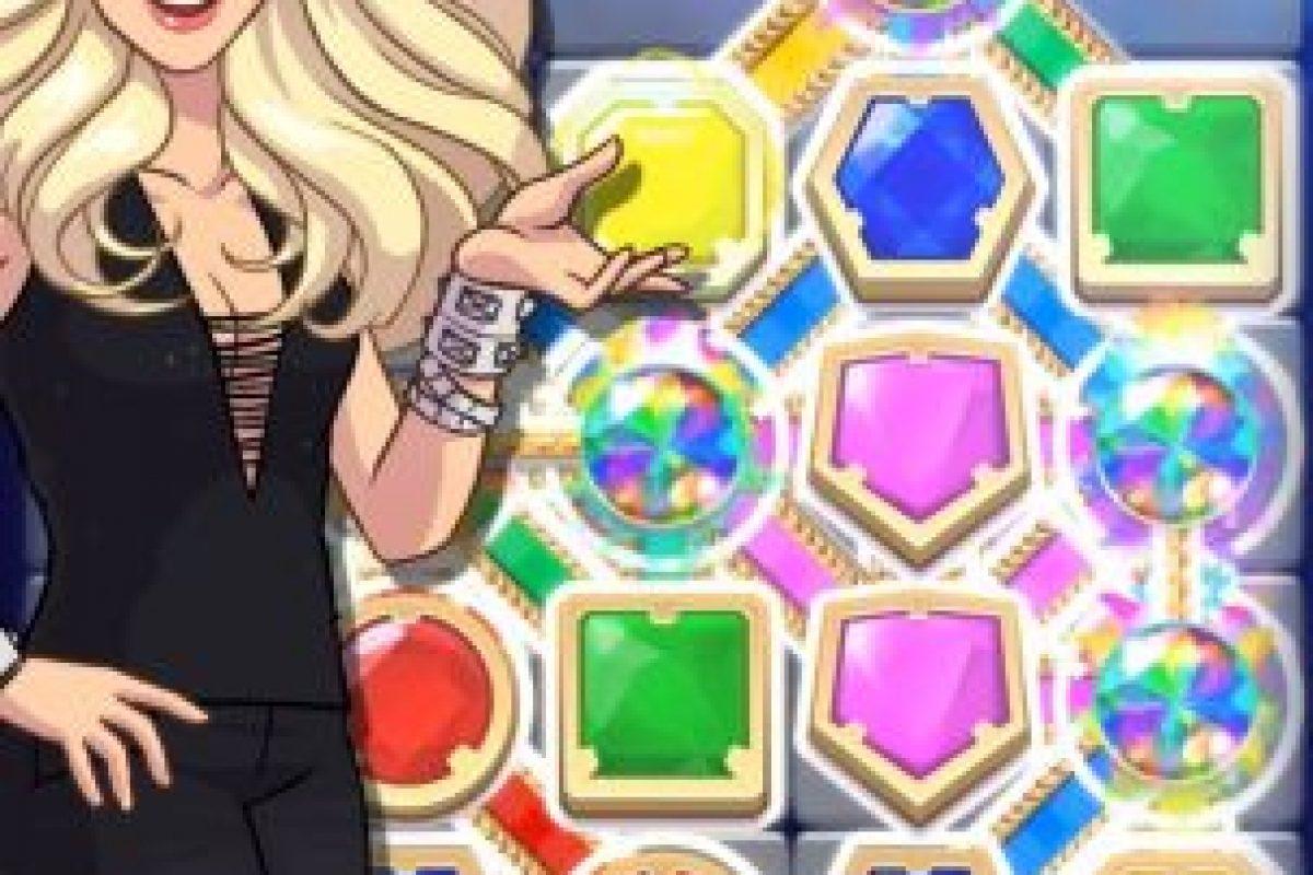 """""""Love Rocks"""" está ambientado con canciones de Shakira. Foto:Rovio. Imagen Por:"""