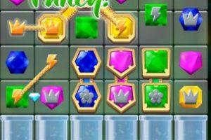 El juego contiene puzzles, joyas brillantes y lugares exóticos. Foto:Rovio. Imagen Por: