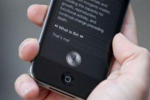 Siri es el asistente personal de los dispositivos con iOS de Apple. Foto:Getty Images. Imagen Por: