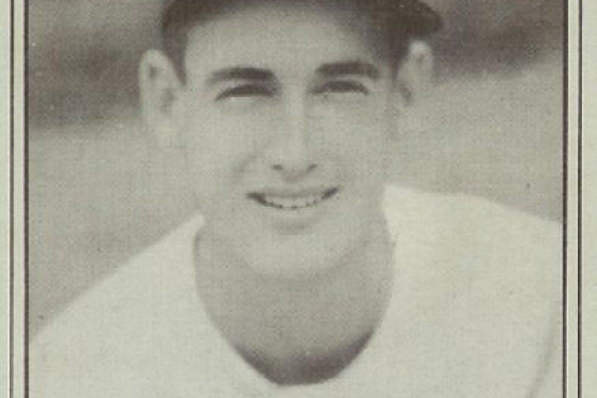 Ted Williams. Fue un reconocido beisbolista también criogenizado por su hijo. Foto:Wikimedia. Imagen Por: