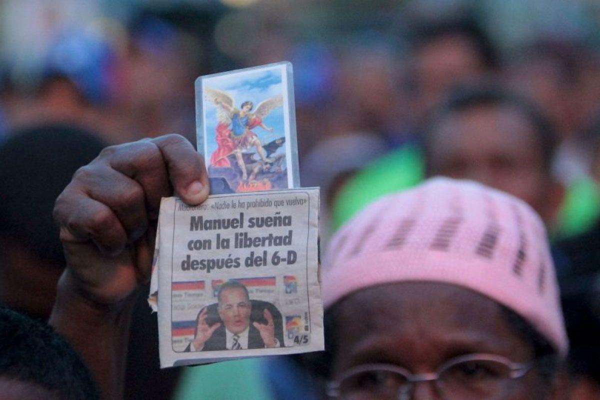 De acuerdo con el político regreso al país a desmentir de lo que se le acusaba. Foto:AP. Imagen Por: