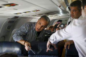 Acusado de obtener dinero ilícitamente abandonó su país en 2009. Foto:AP. Imagen Por: