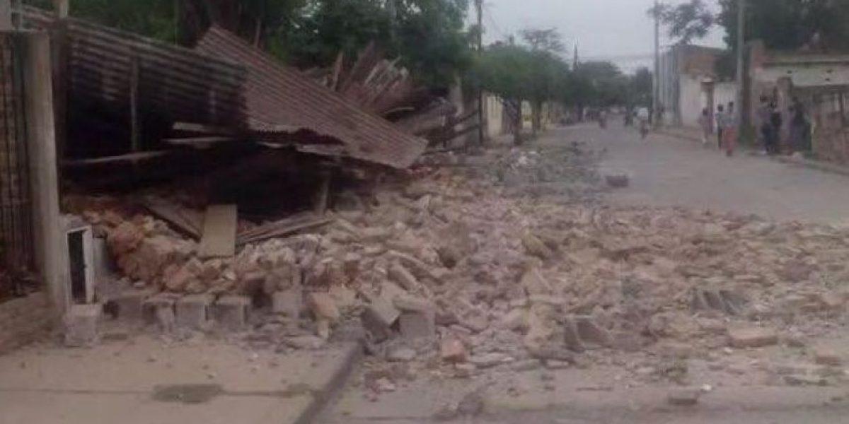Al menos un muerto en intenso sismo que sacudió al noroeste de Argentina