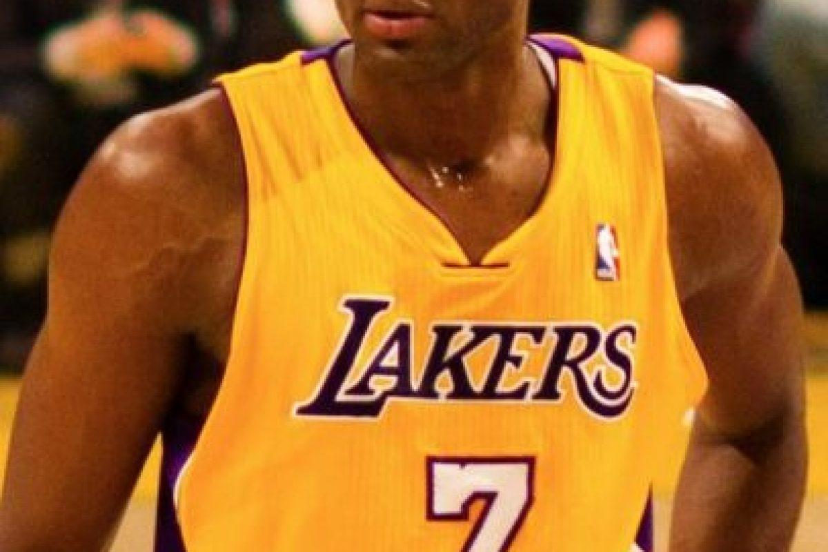 1. Dan por muerto al basquetbolista Lamar Odom Foto:Getty Images. Imagen Por: