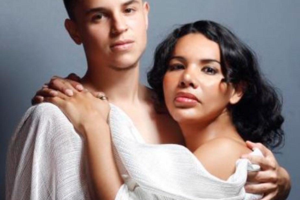Él tiene 22 años y es de Venezuela. Comenzó con su tratamiento hormonal a los 19. Foto:vía Facebook/Diane Rodriguez. Imagen Por: