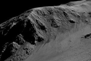 La evidencia de que Marte tuvo agua en el pasado ha sido muy documentada, pero el hecho de que el agua fluya aún en el planeta es un avance importante. Foto:Vía Nasa.gov. Imagen Por: