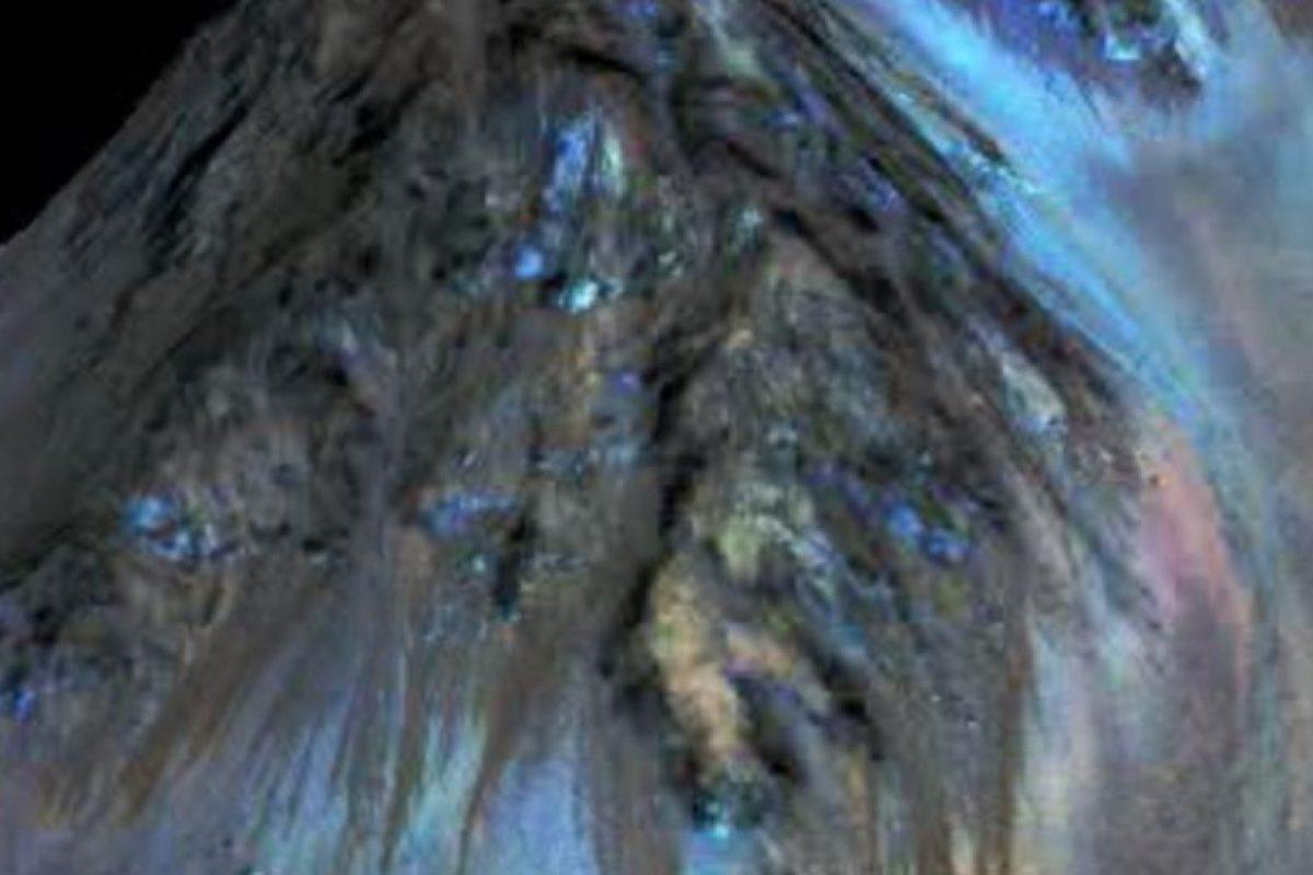 Las imágenes fueron analizadas por la sonda Reconnaissance Orbiter (MRO). Foto:Vía Nasa.gov. Imagen Por: