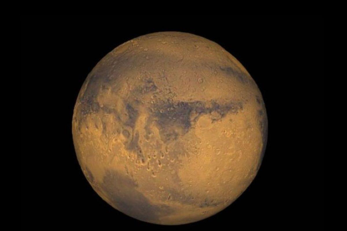 Se detectaron distintos minerales en las laderas del planeta rojo. Foto:Vía Nasa.gov. Imagen Por: