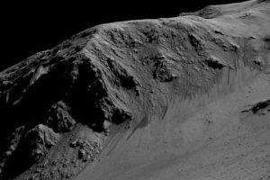 Estas son las primeras evidencias de su tipo encontradas en el planeta. Foto:Vía Nasa.gov. Imagen Por: