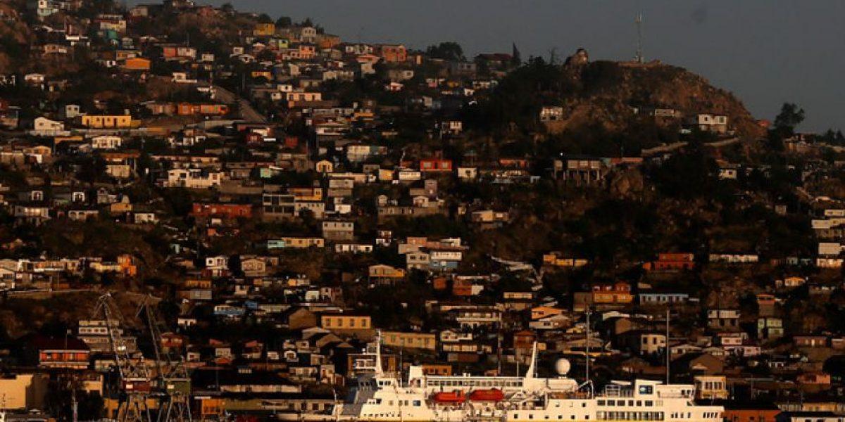 Onemi declara Alerta Amarilla para la Región de Coquimbo por núcleo frío en altura