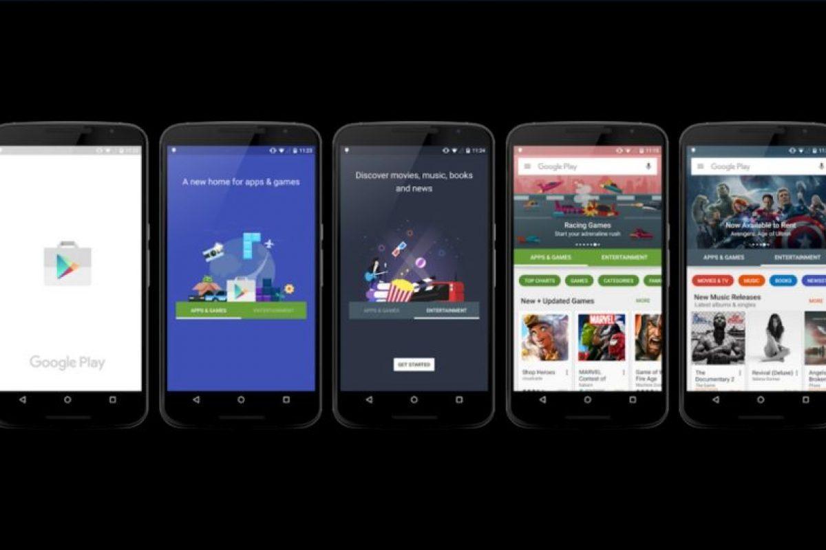 Esta será la introducción a la versión 5.0 Foto:vía plus.google.com/+KirillGrouchnikov. Imagen Por: