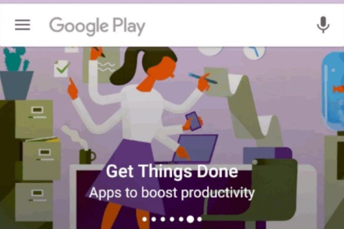 Dos categorías principales: Entretenimiento y Apps y juegos. Foto:vía plus.google.com/+KirillGrouchnikov. Imagen Por: