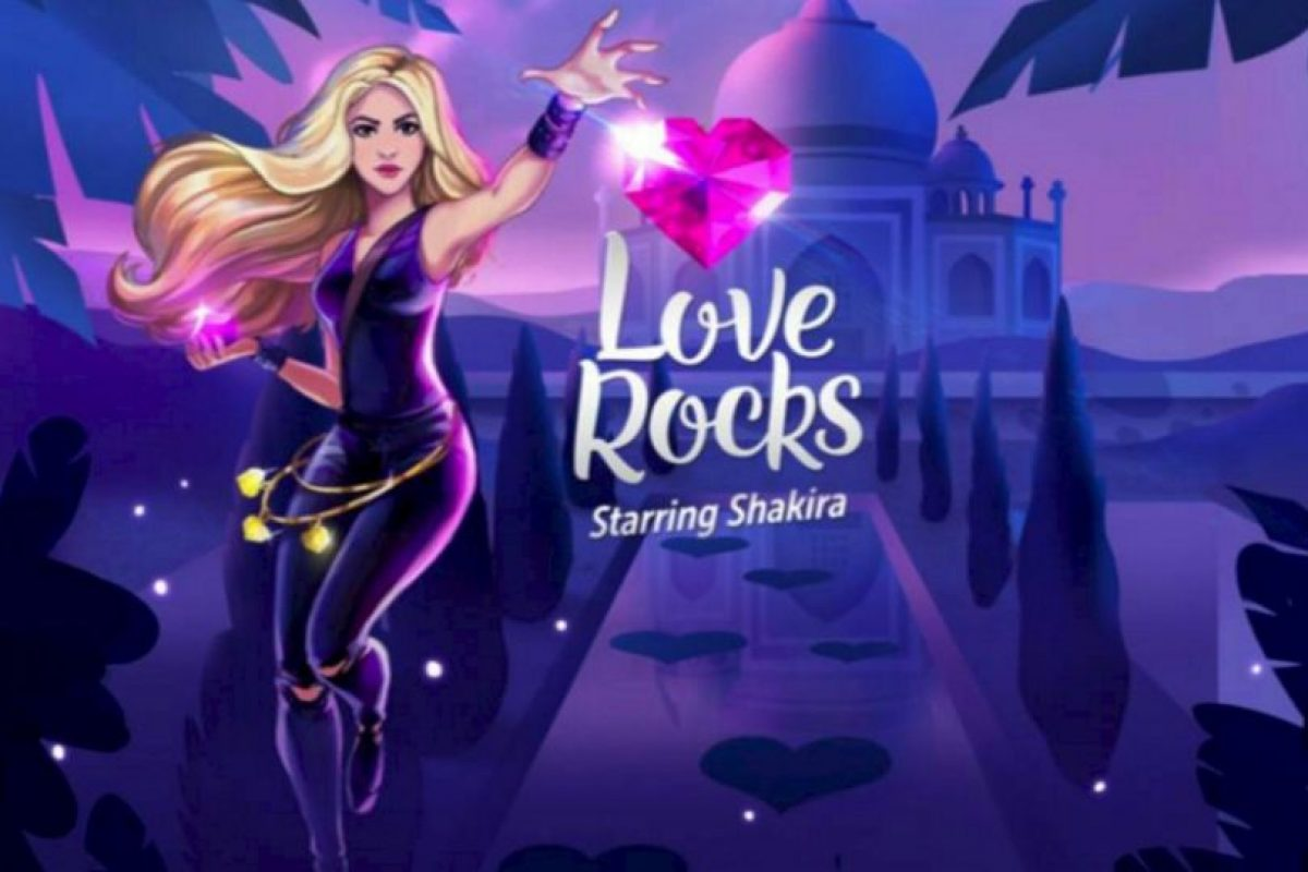 """""""Encontrarán gemas relucientes, cada una con su propio simbolismo y poderes únicos, sitios exóticos escogidos por Shakira y la adictiva forma de juego drop3"""". Foto:Rovio. Imagen Por:"""