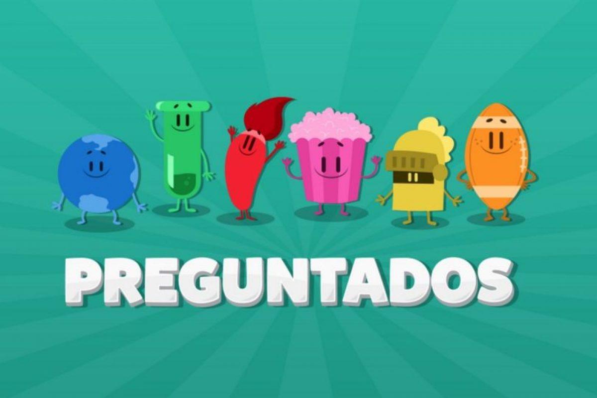 """4- """"Preguntados"""". Foto:Etermax. Imagen Por:"""