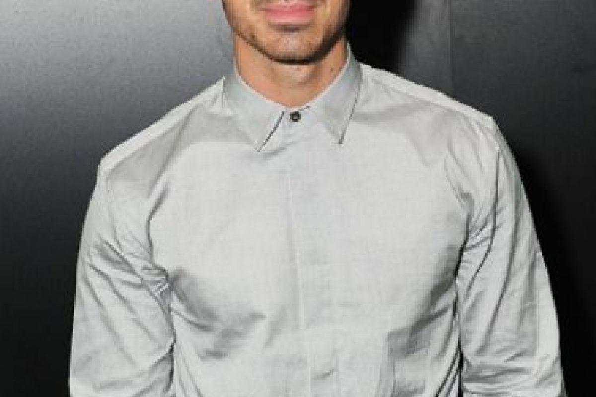 Joe Jonas probó la marihuana muy joven. Foto:vía Getty Images. Imagen Por: