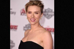 Scarlett Johansson es deseada. Foto:vía Getty Images. Imagen Por:
