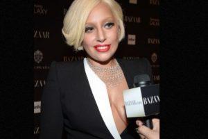 Lady Gaga también es pura sensualidad. Foto:vía Getty Images. Imagen Por: