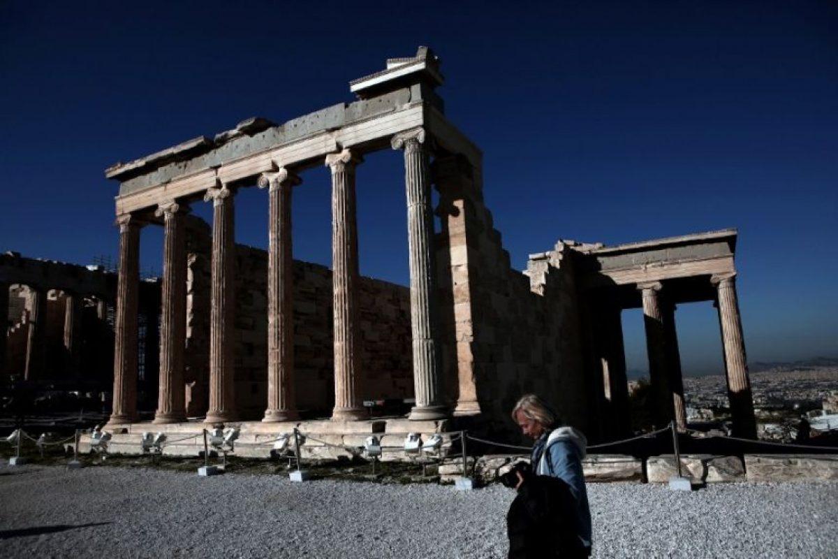 Se encontraron en la Bahía Khilada en la Península del Peloponeso, al sur de Atenas. Foto:AFP. Imagen Por: