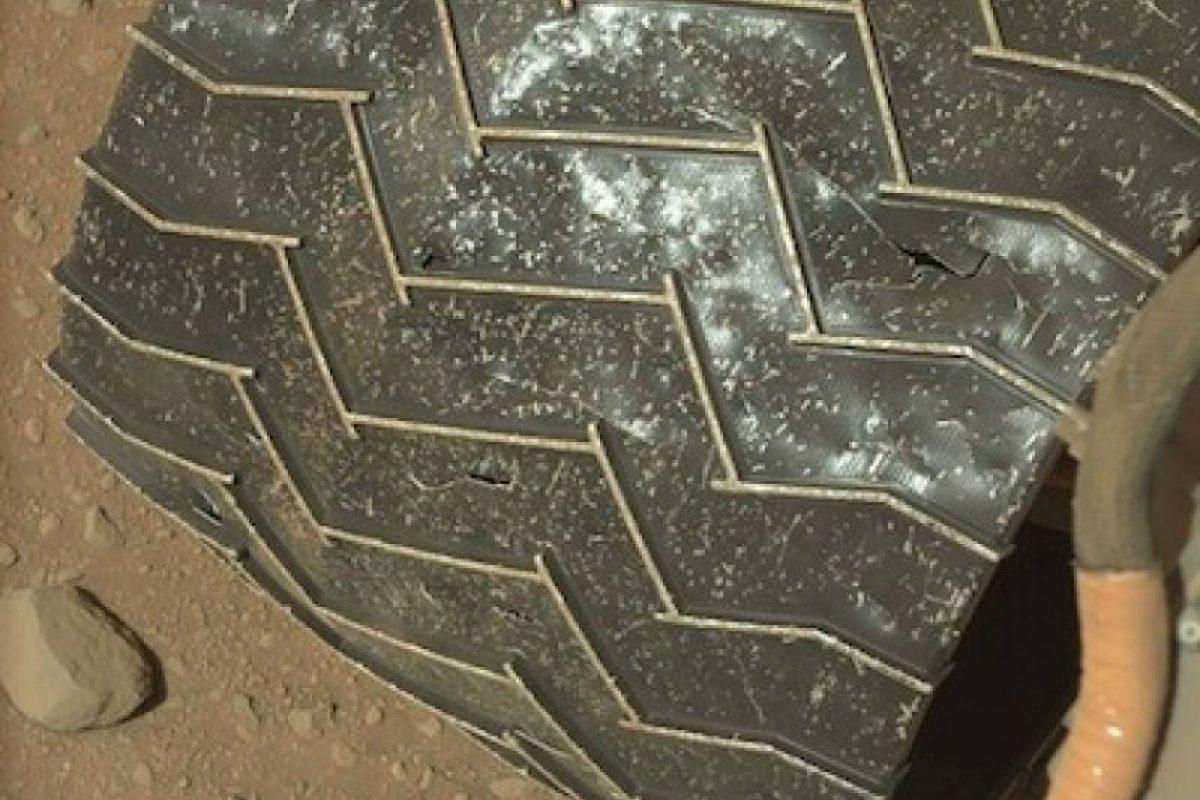 Esto porque las condiciones climáticas de Marte son totalmente extremas a lo que los trajes espaciales actuales pueden soportar Foto:Instagram.com/MarsCuriosity. Imagen Por: