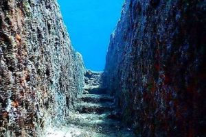 Sin embargo, numerosos investigadores afirman que son formaciones de roca de tipo natural. Foto:Instagram.com/carolinecorbasson. Imagen Por: