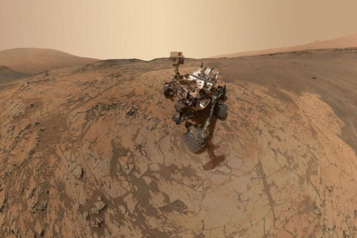 En la película, los astronautas requieren de un hábitat necesario para la exploración Foto:Getty Images. Imagen Por: