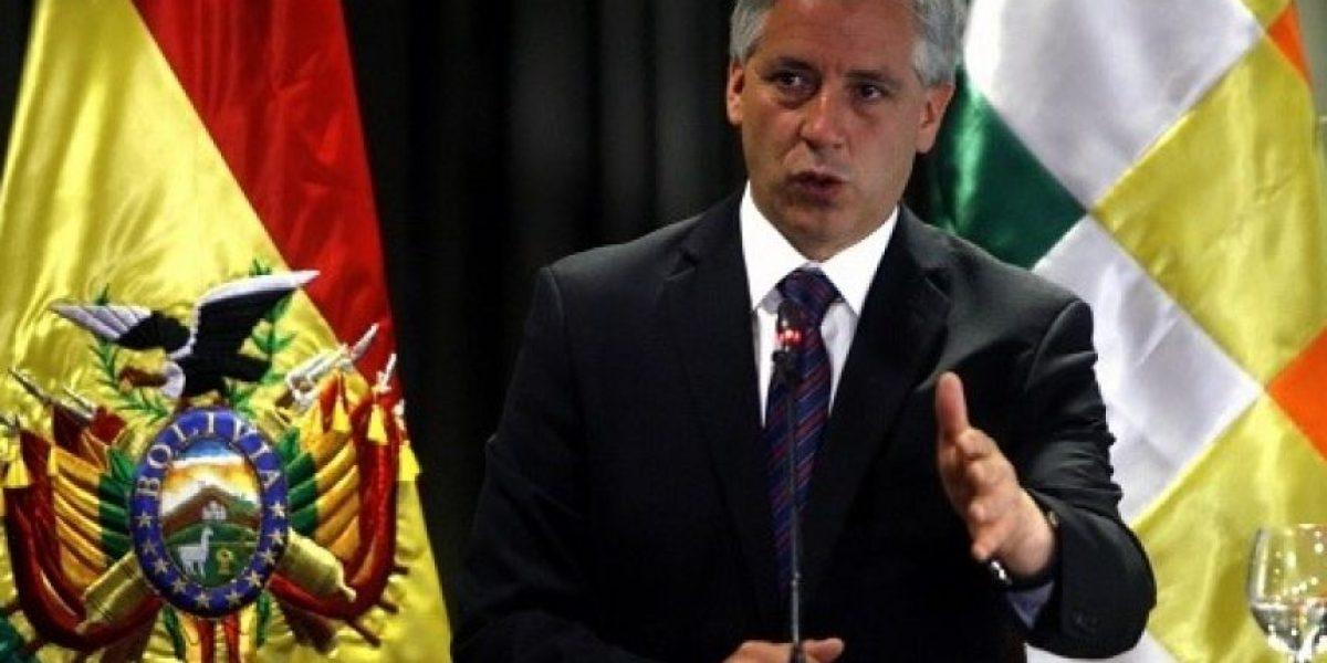 Vicepresidente de Bolivia: Posición de La Paz