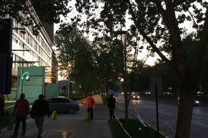 Fotografía 1 de tarde con la cámara posterior Foto:Publimetro / Víctor Jaque. Imagen Por: