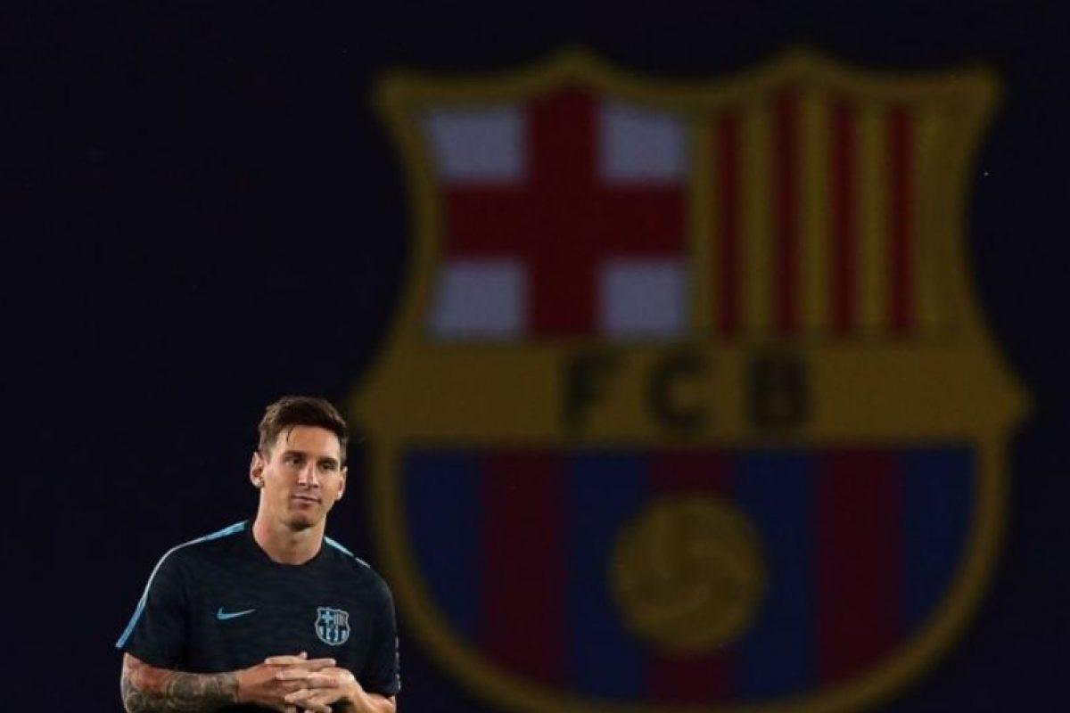 1. Lionel Messi. Foto:Getty Images. Imagen Por: