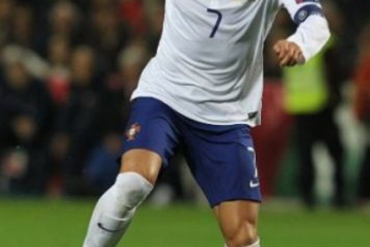 6. Cristiano Ronaldo. Foto:Getty Images. Imagen Por: