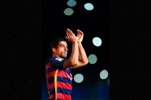 9. Luis Suárez. Foto:Getty Images. Imagen Por: