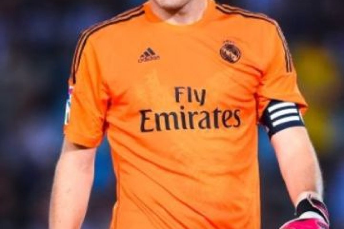 10. Iker Casillas. Foto:Getty Images. Imagen Por: