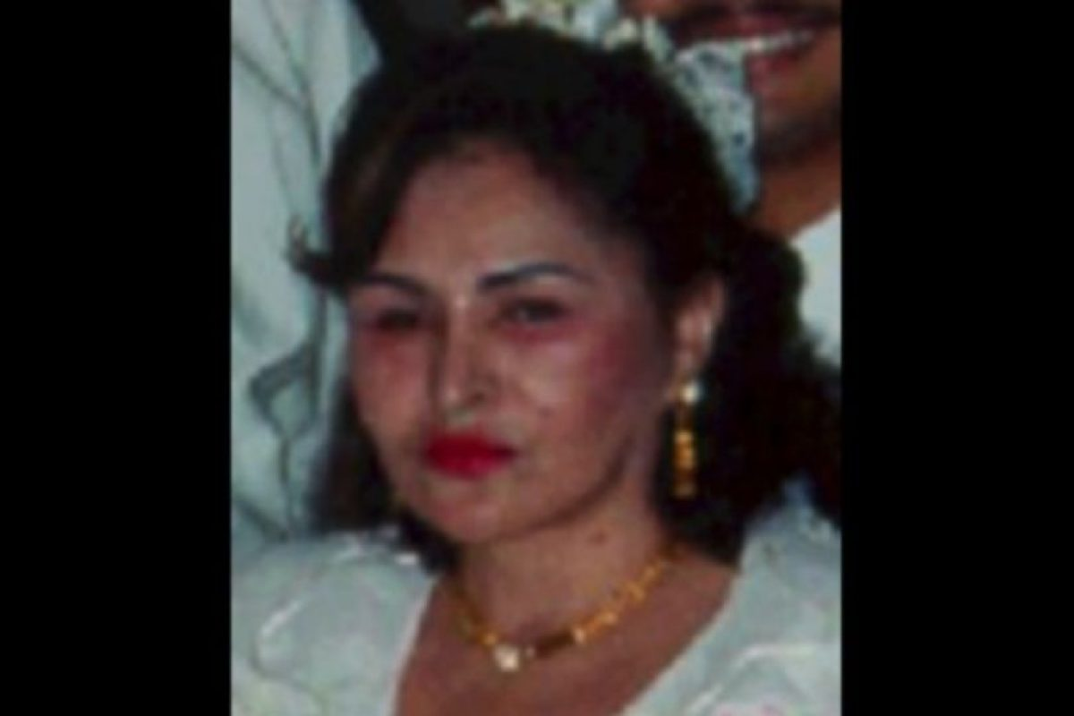 Maria Teresa Osorio de Serna. A la colombiana se le busca por lavado de dinero y tráfico de cocaína Foto:DEA.gov. Imagen Por: