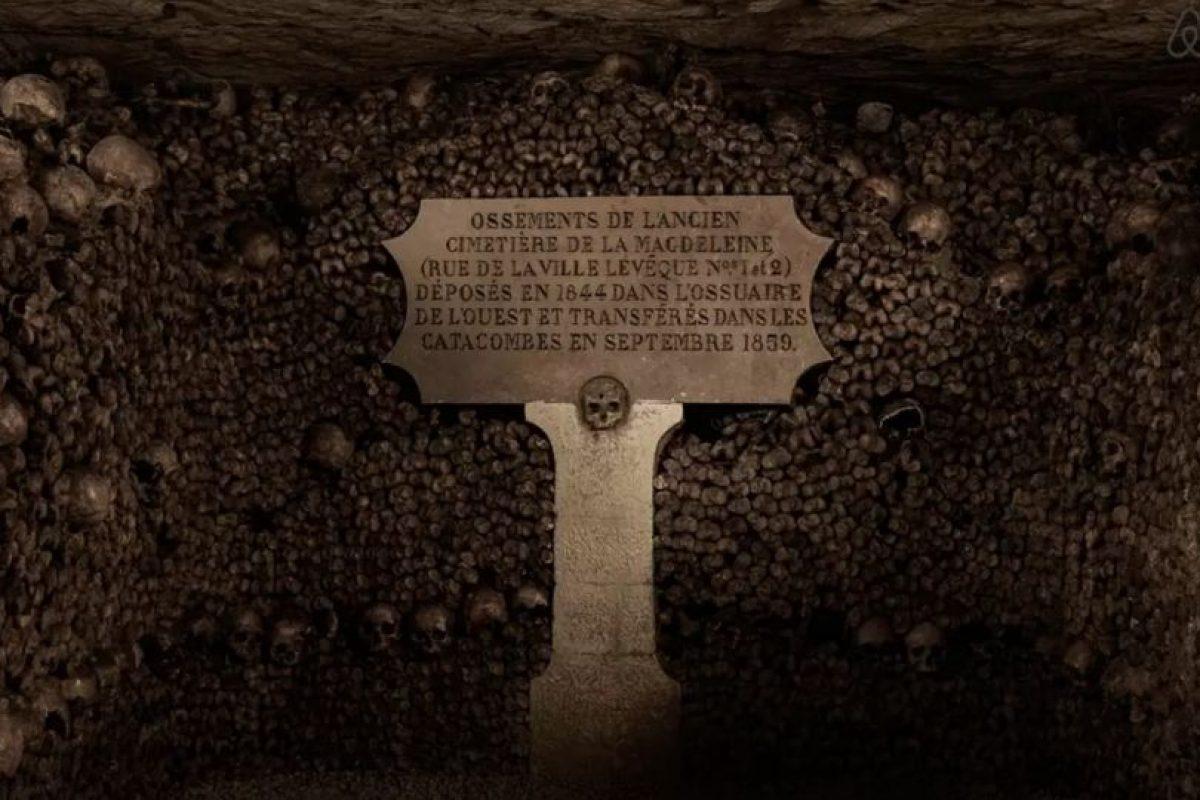 Se trata de un cementerio común usado a finales del Siglo XVIII. Foto:Airbnb. Imagen Por:
