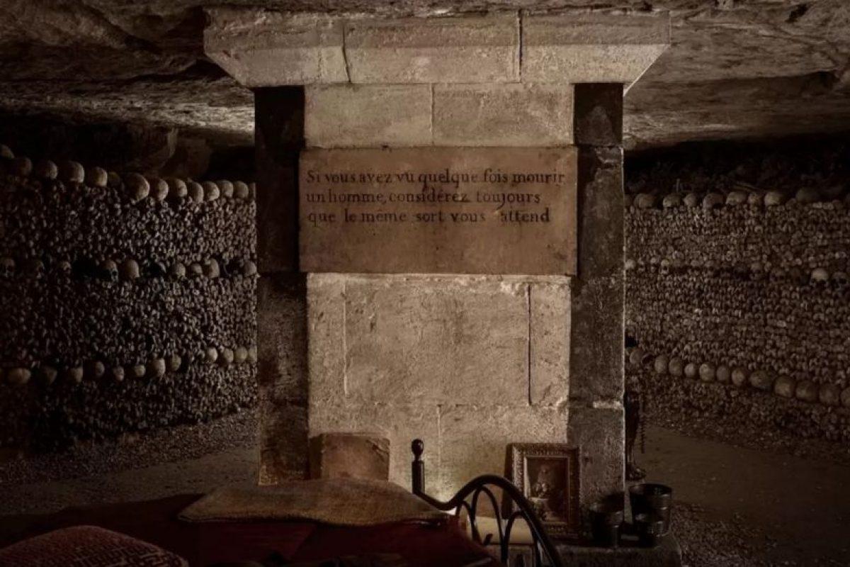 En su interior se practicaban rituales siniestros, como misas negras. Foto:Airbnb. Imagen Por: