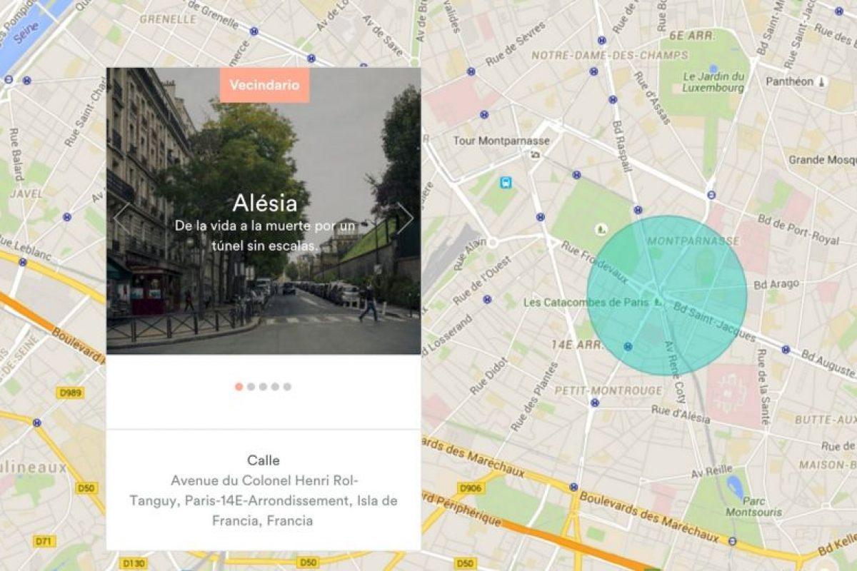 Este es el lugar donde se hospedarán. Foto:Airbnb / Google. Imagen Por: