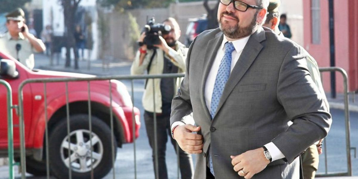 Gobierno decide no realizar sumario por formateo de computador de Dávalos
