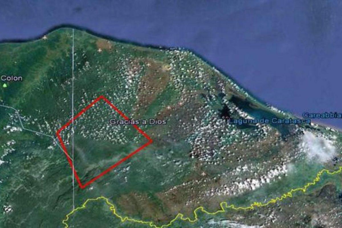 """Una expedición que buscaba la """"Ciudad del Dios Mono"""", en la selva de Honduras encontró los restos de una ciudad perdida, perteneciente a una misteriosa cultura, según información de la revista estadounidense """"National Geographic"""". Foto:Twitter.com/tourismH. Imagen Por:"""