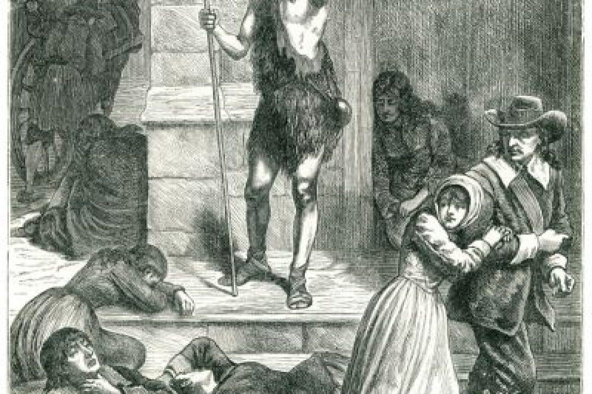 1. La peste bubónica mató más de 100 millones de personas en el siglo XIV Foto:Wikipedia. Imagen Por: