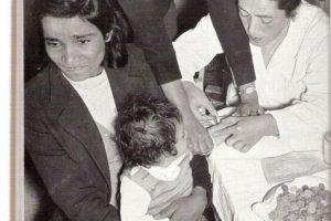 6. Polio Foto:Wikipedia. Imagen Por: