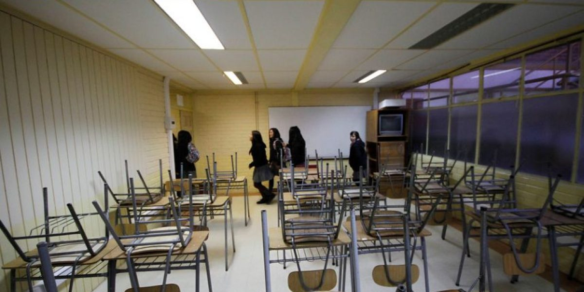 Sistema frontal en el país: suspenden clases en Región de Atacama