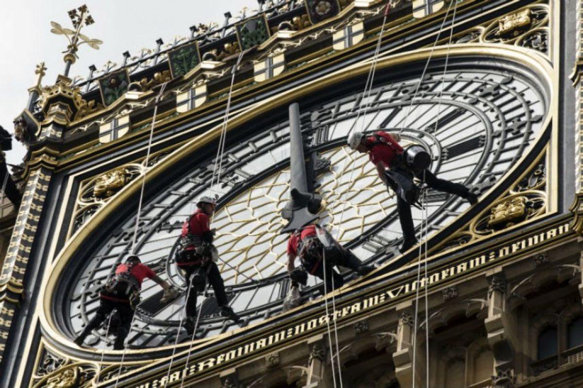 Las reparaciones están calculadas en 40 millones de libras (62 millones de dólares). Foto:Getty Images. Imagen Por: